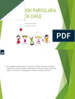 EDUCACION PARVULARIA EN CHILE clase 3.pptx