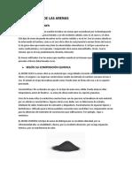 Clasificación de Las Arenas