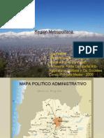 Historia Cs  Soc - Región Metropolitana