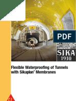 Broch Waterproofing Tunnels 515