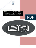 Manual Usuario Sistema Tanager
