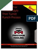 Catalogo Mate Tools