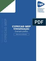 CYPECAD MEP Climatizacao-Exemplo Pratico