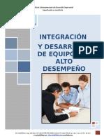 MANUAL Integracion y Desarrollo de Equipos de Alto Desempeño