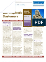 Thermoplastic Elastomer - Some Statistics