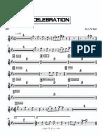 Celebration - Tenor Sax