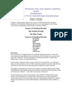 Volume 1 Doctrine