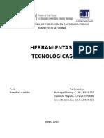 HERRAMIENTAS TECNOLOGICAS.doc