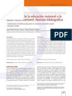 Revision Educacion Maternal