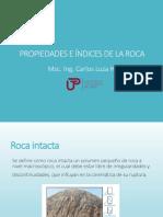 propiedades de La Roca Intacta