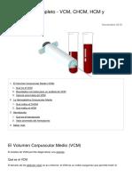 Hemograma Completo Vcm Chcm Hcm y Hematocrito 1610 Nye5hk