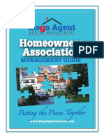 MARM Homeowners Association Guide