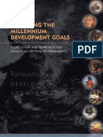 Achieving Millenium Development Goals