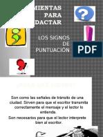 Signos de Puntuaci-n B-sicos (Nueva Presentaci-n)