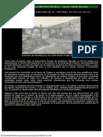 El puente romano de Alcántara en seco por Carlos Callejo Serrano - Separata del Archivo Español de Arqueología nº 43/1970