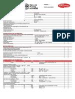 Datos de Prueba 9520A780
