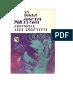 Heidegger LaPregunta