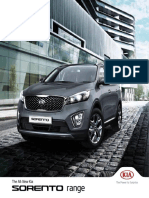 Kia All New Sorento Brochure 1