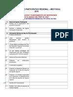 Formato de Informacion Minima de La Idea de Proyecto