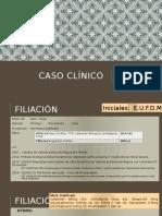 CASO CLINICO Mejia Cardozo