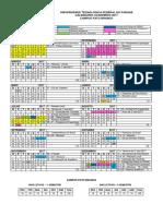 PB - Calendario Academico 2017