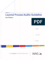 CQI-8 Layered Process Audit 2nd Edition