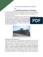 20111001 - FERGAR David - De Luces y Sombras Carceles y Modelo Penal en Noruega 37439