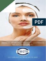 Catálogo Profesional Sthetic 3
