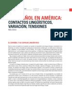 El Español en América