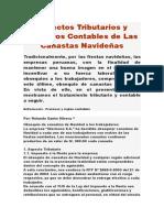 Aspectos Tributarios y Registros Contables de Las Canastas Navideñas.docx