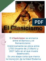 CLASICISMO 2