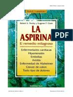 La Aspirina Robert Persky y Eugene Cisek