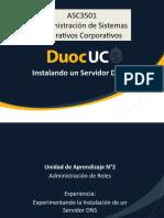 Instalando Un Servidor DNS