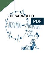 desarrollo normal y anormal