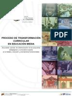 Proceso de Transformacion Curricular EM-29!08!16