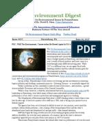 PA Environment Digest June 19, 2017
