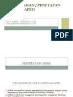 Mekanisme Penyusunan Dan Penetapan APBN.