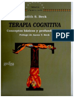 Terapia Cognitiva- Judith Beck