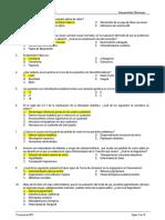 Subespecialidad Oftalmologia - Clave A