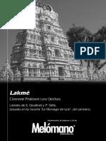 114. C. P. L. Delibes - Lakmé