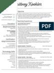 brittney-koehler-resume