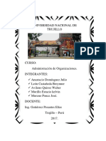 Administracion de Organizaciones. (3)