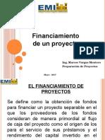 12. Financiamiento de Un Proyecto