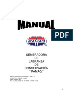 Manual de a Famaq Sl