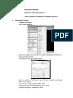 Crear Cuadro de Coordenadas y Distancias Del Track (2)