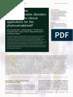 Cannabidiol for Neurodegenerative Disorders