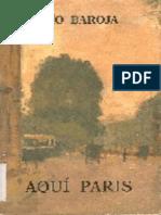 Aquí París