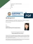 EmpowerLA Newsletter for 6-16-17