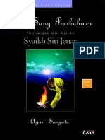 Buku 3 ~ SANG PEMBAHARU - Perjuangan dan Ajaran Syaikh Siti Jenar
