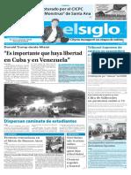 Edicion Impresa El Siglo 17-06-2017